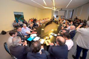 Acuerdo por el Fondo de Desarrollo Urbano ($2.450 millones) para palear los efectos de la crisis