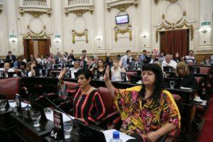 Sin el apoyo del PRO, la Unicameral repudió el «golpe de Estado» en Bolivia