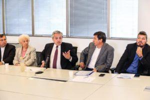 Alberto F. encabeza la primera reunión del Consejo Federal Argentina Contra el Hambre