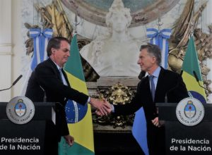 Bolsonaro habló de una «relación pragmática» con la Argentina en la etapa albertista