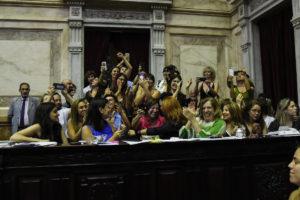 Diputados: Se aprobaron una batería de proyectos sobre Defensa, Cambio Climático y Género