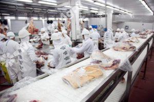 Las exportaciones de carne fueron récord en octubre por la demanda de China
