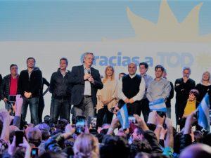 Tras el #7D macrista, el peronismo también quiere su movilización en apoyo a Alberto Fernández