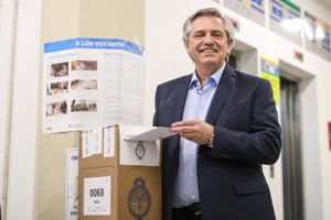 El presidente electo se pronunció por una Argentina con más derechos
