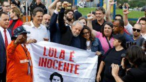 Tras agradecer su mensaje, Lula le ofreció su ayuda a Alberto F.: «Podés contar conmigo»