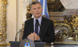 """Macri expresó su deseo de que  Bolivia pueda convocar """"rápidamente"""" a nuevas elecciones"""