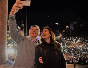 Macri convocó a una marcha a Plaza de Mayo para despedirse de la Presidencia