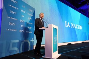Macri aseguró que en estos cuatro años, Argentina tuvo «un Gobierno que no robó, que no ocultó y que no abusó del poder»