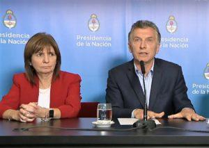 Bullrich asumirá como presidente del partido liderado por Macri