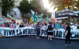 Organizaciones de DD.HH y políticas se movilizan en contra del golpe en Bolivia