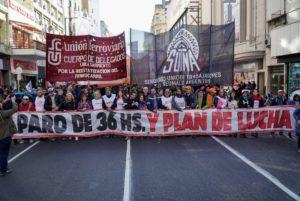 Desde el sindicalismo combativo critican a Alberto F. tras la cumbre de la CGT