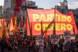 El PO se moviliza en contra del «golpe de Estado» en Bolivia