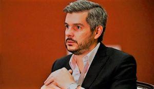 Peña advirtió que cambiaron la botonera del Estado por un Ipad