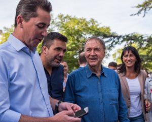 En el «Día de la Militancia» peronista, Schiaretti reafirmó el compromiso de defender la «justicia social»