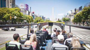 Récord de turistas extranjeros visitaron la Argentina
