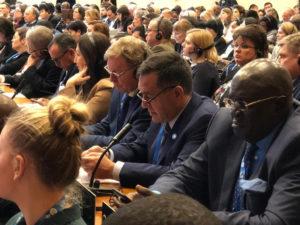 Inclusión, movilidad y reconocimiento de títulos en Educación Superior, ejes de debate en la UNESCO