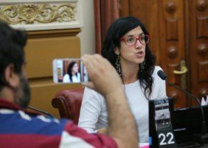 Concejo: Vilches asume la banca de la Izquierda con la presencia de Del Caño