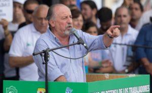 «Lo que tenemos que lograr son paritarias con salarios dignos», advirtió Yasky