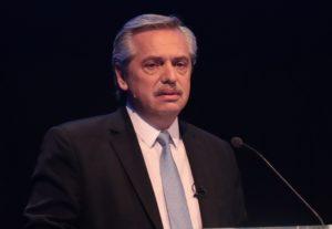 """""""No es posible que haya que llevarlos a los latigazos"""", afirmó Alberto F. al apuntar contra los empresarios"""