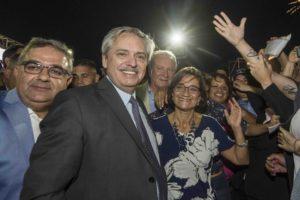 """Desde Catamarca, Alberto F. llamó a trabajar juntos para """"poner fin a la pobreza"""""""