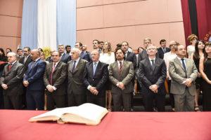El gobernador Sáenz tomó juramento a funcionarios del Ejecutivo salteño