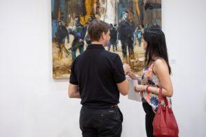 Nuevo espacio de arte en el Colegio Profesional de  Martilleros Corredores Públicos de la Provincia