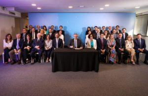 El Gabinete de Alberto: Guzmán a Economía y Katopodis a la cartera de Obras Públicas