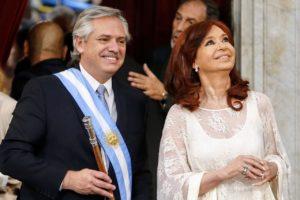 Tras jurar, Alberto Fernández se convirtió en el nuevo presidente