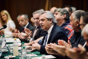 Desde Smata, Alberto F. habló de conciliar los intereses «para hacer crecer a la Argentina»