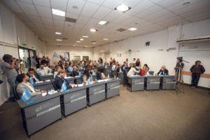 Pese a las duras críticas opositoras por los «superpoderes», HPC sancionó la emergencia económica de la gestión Llaryora
