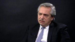 «Esta Justicia que usó Macri para perseguir a Cristina ahora lo perseguirá a él», dijo Alberto F.