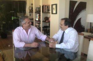Alfonsín le pidió al PRO que acompañe la renegociación con el Fondo que plantea Alberto F.