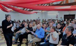 Radicales críticos al Gobierno de Cambiemos demandaron conformar «un partido progresista y con ideas»