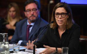 La titular de la Oficina Anticorrupción rebatió los dichos de CFK y dijo que no es un «lawfare» sino «corrupción lisa y llana»
