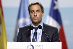 El ministro Cabandié expresó su «preocupación» por la ley minera en Mendoza