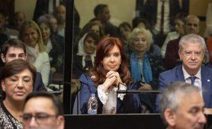 CFK denunció que la acusación fue «un plan ideado por el gobierno saliente»