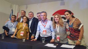 «Queremos gobernar la Argentina dentro de 4 años», destacó Cornejo tras ser reelecto como presidente de la UCR