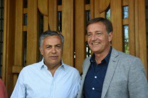 Polémico mensaje de Grabois contra el mendocino Cornejo y los «promotores de la megaminería»
