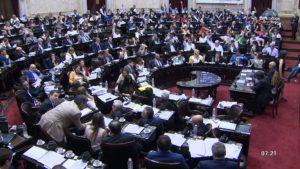 Diputados sesionaría el 22 de enero para aprobar el consenso fiscal 2019 rubricado por Alberto F. y los gobernadores