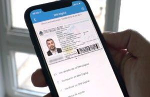 El BCRA autorizó el uso del DNI digital en los bancos