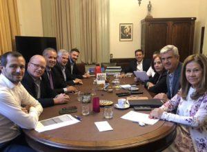 Camaño y el PJ cordobés conformaron un interbloque «antigrieta» en Diputados