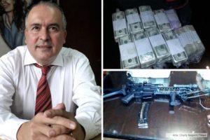 De Vido dijo que la plata de los bolsos de José López «se la dio Nicky Caputo»