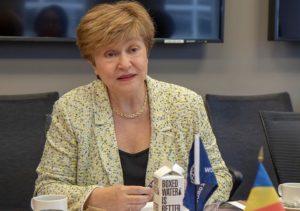 La titular del FMI felicitó a Fernández y renovó el compromiso del organismo de «ayudar» al Gobierno