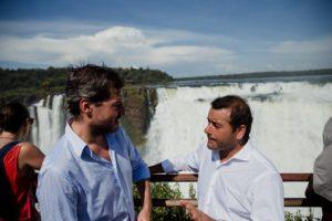 Lammens: «El turismo ayudará a poner a la Argentina de pie»
