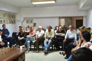 Unicameral: La UCR decidió constituir bloque propio, aunque hizo el último llamado a la unidad