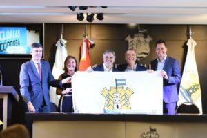 Aval del Concejo a los dos convenios rubricados por Schiaretti y Llaryora en materia de servicios públicos
