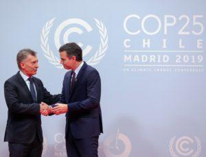 En la cumbre que reúne a los líderes mundiales, Macri exhortó «a construir un planeta más seguro, limpio y sostenible»