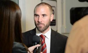 Guzmán advirtió que expandir el gasto y la emisión sería «desestabilizante»