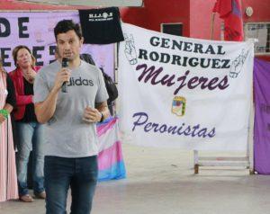 El intendente de General Rodríguez y sus funcionarios trabajarán ad honorem