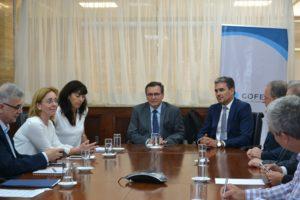 Nación convocó a Salta y a las demás provincias mineras a trabajar con un enfoque federal